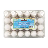 Kirkland Signature Cage Free Eggs, 24 ct