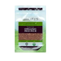 10,000 Lakes Premium Grade Organic Red Rice
