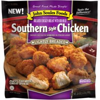 John Soules Foods Lightly Breaded Southern Style Chicken, 24 oz.