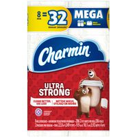 Charmin Ultra Strong Toilet Paper Ultra Strong Toilet Paper 8 Mega Roll