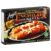 Amy's Enchilada, Cheese