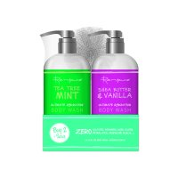 Renpure Tea Tree Mint and Shea Butter & Vanilla Body Wash Holiday Pack