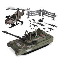 Kid Connection Military Tank Play Set