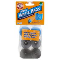 Arm & Hammer Waste Bags, Refill, Fresh Scent
