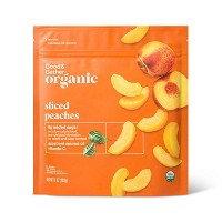 Organic Frozen Sliced Peaches - 10oz - Good & Gather™