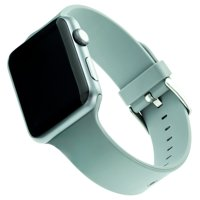 Silicone Band for 42 & 44MM Apple Watch® -Gray