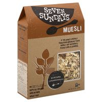 Seven Sundays Muesli Cereal Bircher Apple Cinnamon