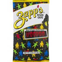 Zapps Potato Chips, Voodoo, New Orleans Kettle Style