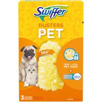 Swiffer Dusters, Pet Heavy Duty Refills with Febreze Odor Defense