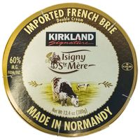 Kirkland Signature Isigny Ste-Mère French Brie, 13.4 oz