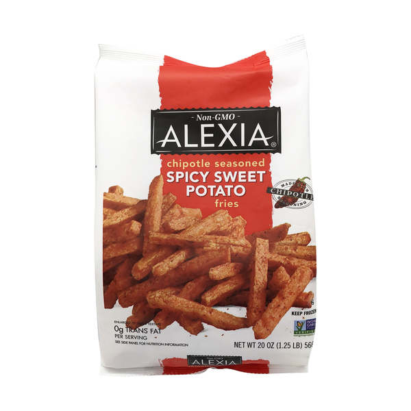 Alexia foods Chipotle Seasoned Spicy Sweet Potato Fries, 20 oz