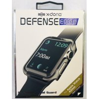 X-Doria Apple Watch 42mm Defense Edge Machined Metal Guard, Charcoal