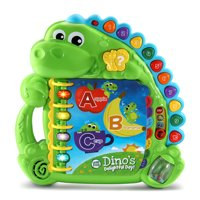 LeapFrog, Dinos Delightful Day Book, Interactive Book for 1 Year Olds