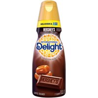International Delight HERSHEY'S Chocolate Caramel Coffee Creamer, 1 Quart