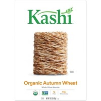 Kashi Organic Autumn Wheat Breakfast Cereal -16.3oz