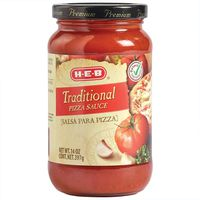 H-e-b Traditional Pizza Sauce
