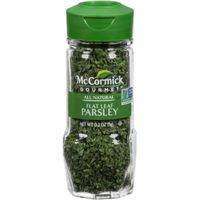 McCormick Gourmet™ All Natural Flat Leaf Parsley