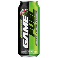 Mountain Dew AMP Game Fuel Charged Original Dew - 16 fl oz Can