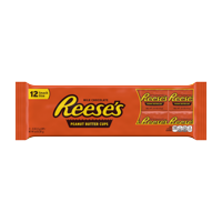 Reese's, Peanut Butter Cups Chocolate Candy, 6.6 Oz.