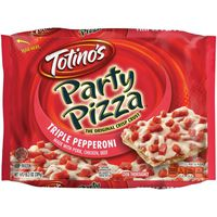 Totino's Triple Pepperoni Party Pizza