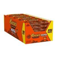Reese's Minis King Size Peanut Butter Cups - 2.5oz/16ct