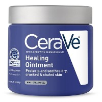 CeraVe Healing Ointment for Dry and Chafed Skin, Non-Greasy Feel - 12oz