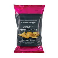 Central Market Exotic Fruit Chips Plantain Strips