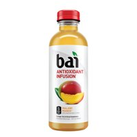 Bai Malawi Mango Antioxidant Infused Beverage, 18 Fl. Oz.