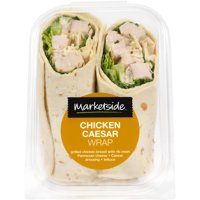Marketside Chicken Caesar Wrap