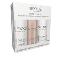 Nexxus 3 Piece Trial Set For Normal To Dry Hair