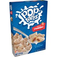 Kellogg's Pop-Tarts Breakfast Cereal Frosted Strawberry