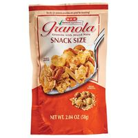 H-E-B Select Ingredients Snack-Sized Granola With Mixed Nuts