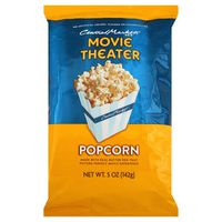 Central Market Movie Theater Popcorn