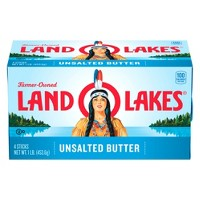 Land O Lakes Unsalted Butter - 1lb