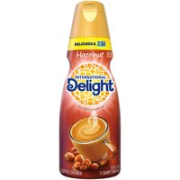 International Delight Hazelnut Coffee Creamer, 1 Quart