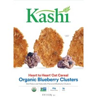 Kashi Heart To Heart Wild Blueberry Clusters Breakfast Cereal - 13.4oz