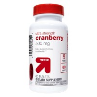 Cranberry Dietary Supplement Tablets - 60ct - Up&Up™