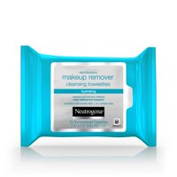 25 Count, Single Pack Neutrogena Hydrating Makeup Remover Wipes