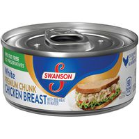 Swanson's Premium White Chunk Chicken Breast