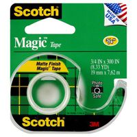 Scotch Magic Tape Matte Finish