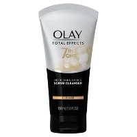 Olay Total Effects Refreshing Citrus Scrub Face Cleanser 5.0 oz