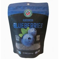 Graceland Fruit Dried Blueberry - 5oz