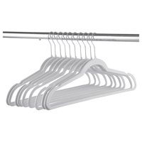 Mainstays Slimline Hangers, Pack of 10