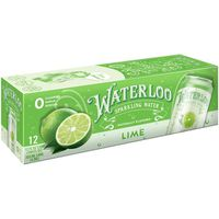 Waterloo Sparkling Water, Lemon-Lime