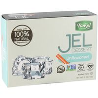 Bakol Jel Dessert, Unsweetened, Unflavored