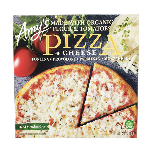 Amy's kitchen 4 Cheese Pizza, 12 oz