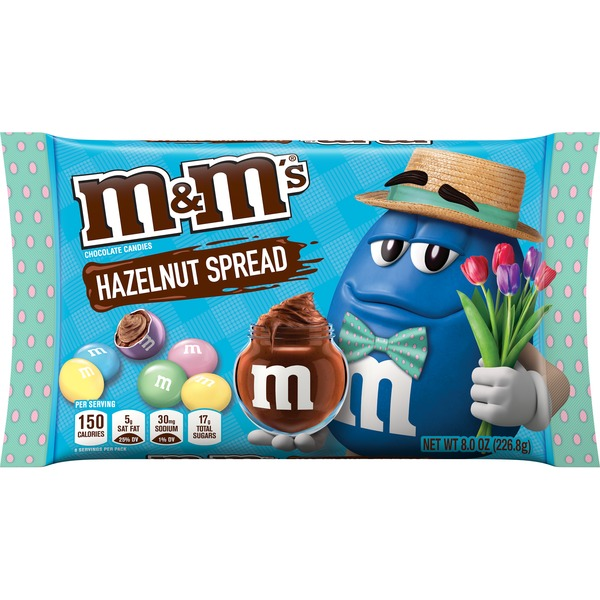 M&m's Hazelnut Spread Chocolate Bulk Easter Candy