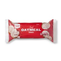 Iced Oatmeal Cookies - 12oz - Market Pantry™