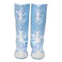Disney Frozen 2 Princess Elsa Dress Up Travel Boots