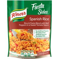 Knorr Fiesta Sides For A Tasty Rice Side Dish Spanish Rice No Artificial Flavors 5.6 Oz